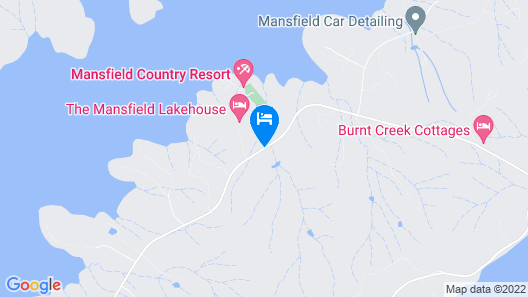 Mansfield Country Resort Map