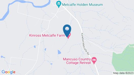 Kinross Metcalfe Farm Map