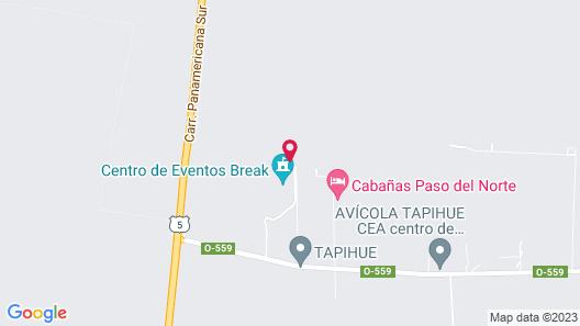 Centro de eventos Break Map