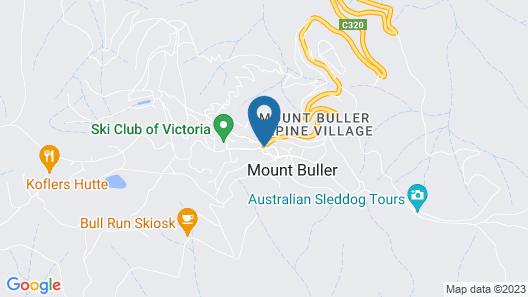 Mt Buller Chalet Hotel & Suites Map
