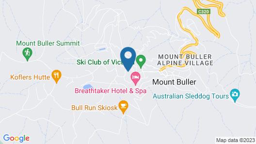 Arlberg Hotel Mount Buller Map