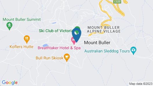 Ski View 4 Map