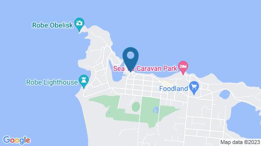 Aloha Waterfront Properties Map