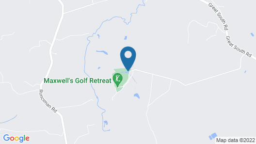 Maxwell's Golf Retreat Map