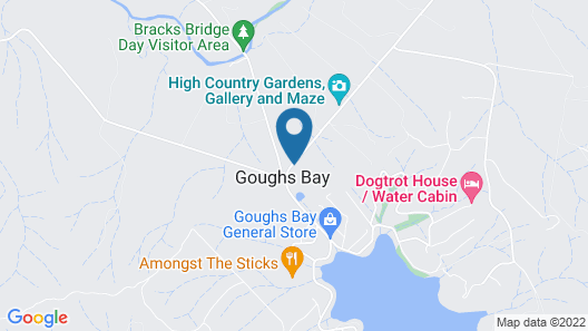 Fernleigh Accommodation Map