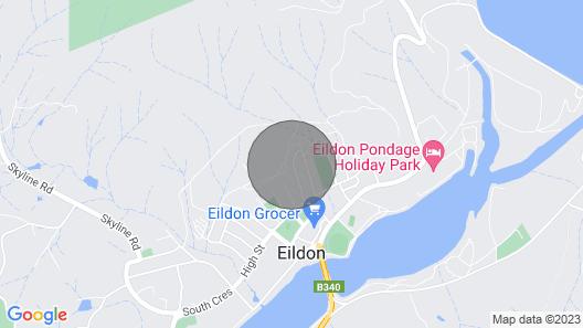 Eildon Bliss - Relax & Enjoy Map