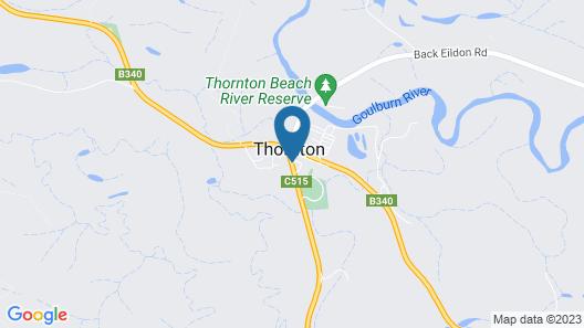 Rubicon Hotel Motel Map