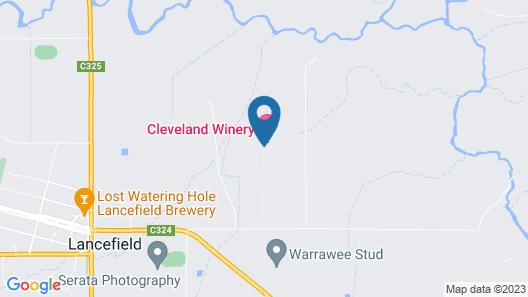 Cleveland Winery Map