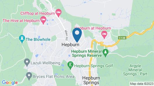 Schafhalle Map
