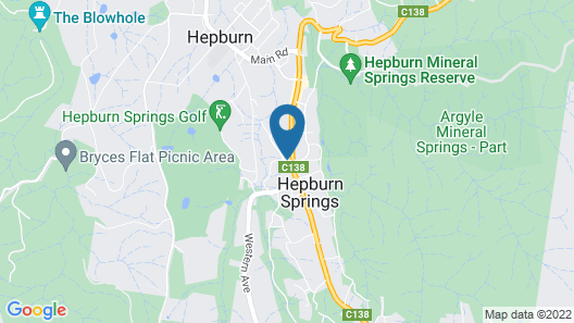 Swiss Mt Villa 2 Map