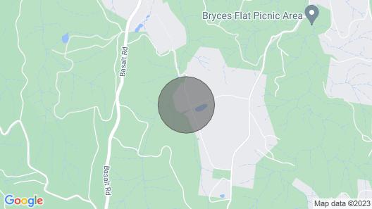 Arinya Retreat Daylesford Map