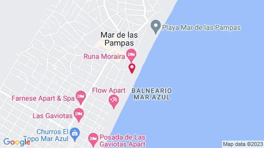 Apart E Luru Map