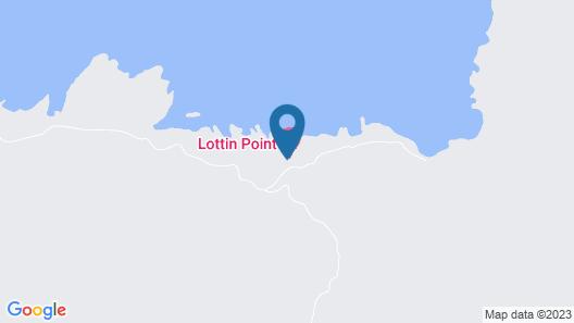Lottin Point Motel Map