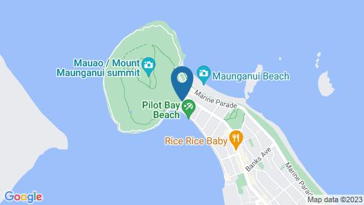 Calais Mount Resort Map