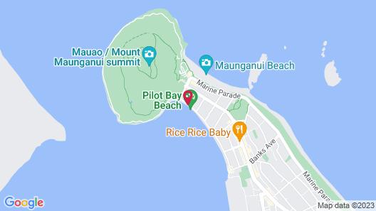 Capri On Pilot Bay Map
