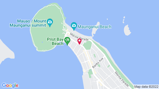 Atlas Suites And Apartments Map
