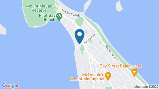 The Anchorage Apartments Map
