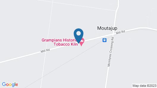 GRAMPIANS HISTORIC TOBACCO KILN Map