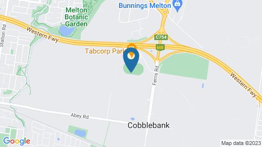 Mantra Melbourne Melton Map