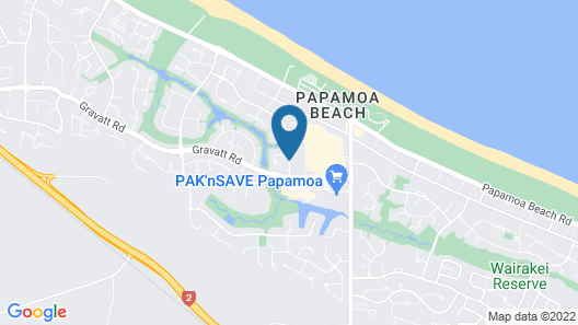 Pacific Palms Resort Map