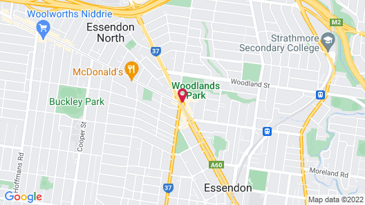 Punthill Essendon Grand Map
