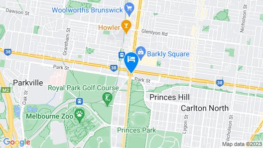 Brunswick Vibe Map