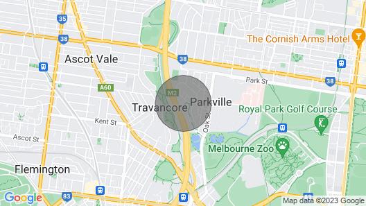 Elegant Apartment At Parkville Map
