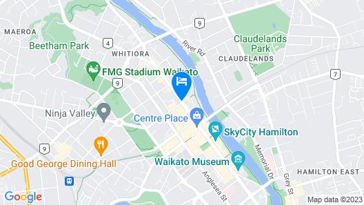 Quest Hamilton Map