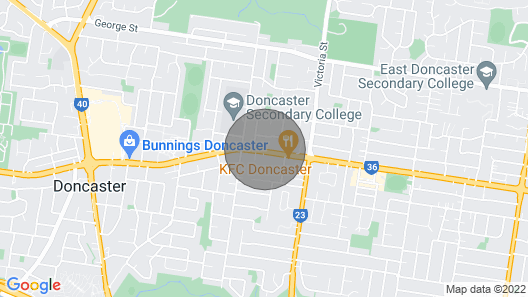 Luxurious Townhouse 2BR 2.5bath Map