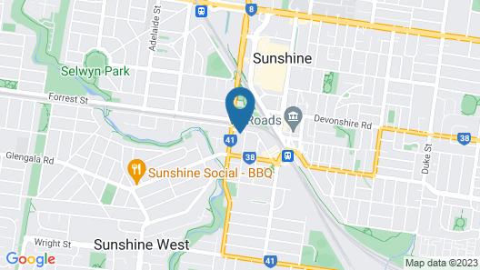 Fantastic Sun Crescent Gathering_V625 Map