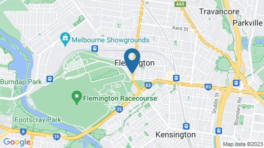 Quest Flemington Central Map