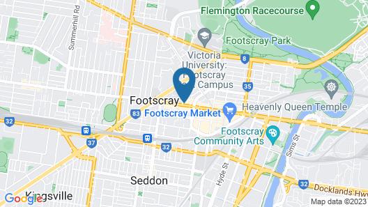 Sub Penthouse On Barkly Street Map