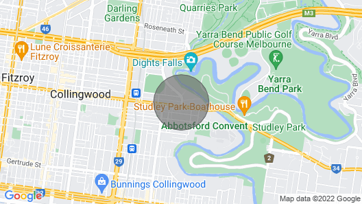Boutique Stays - The Trenerry Map