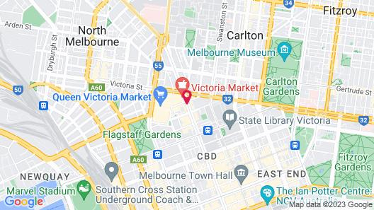 Jasper Boutique Hotel Map