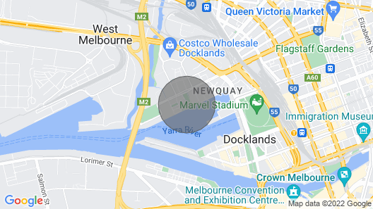Luxury on the Water Map