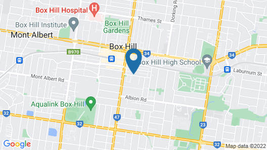 The CHANGE Apartments Map