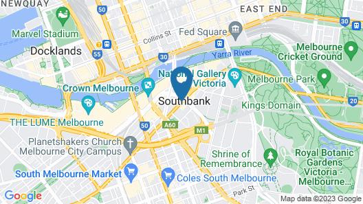 Cityviews 3 Bedroom Map
