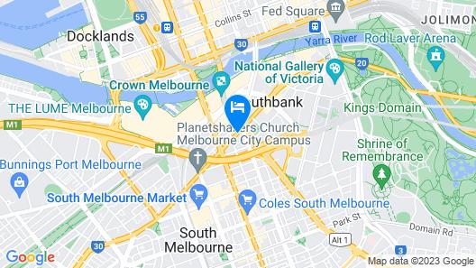 City Tempo - MP Deluxe Map