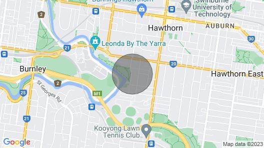 Roomerang at Fairview Street Map