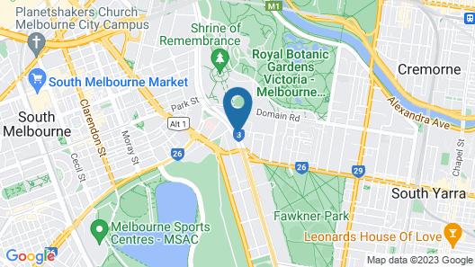 Royce Hotel Map
