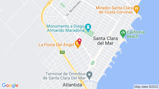 Amarras Map
