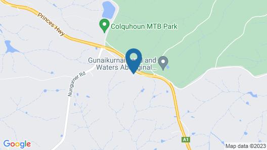 Tambo Lodge Map