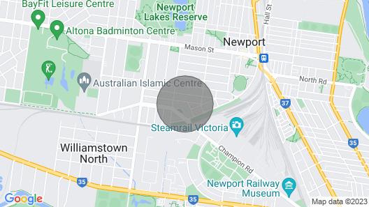 Hilton- Very Nice Unit Map