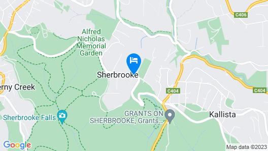 Marybrooke Manor Map