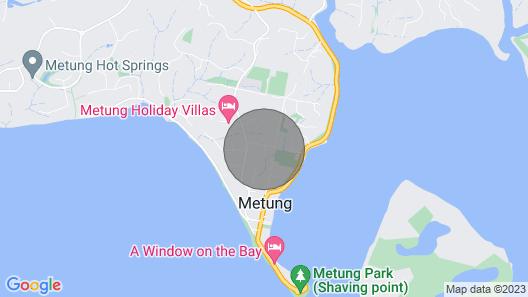 Metung Getaway House Map