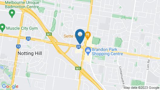 Glen Inn Map
