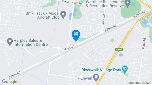 Werribee Short Stay Villas & Accommodation Map