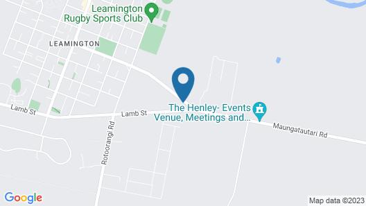 Henley Hotel Map