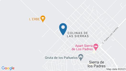 El Granero Map