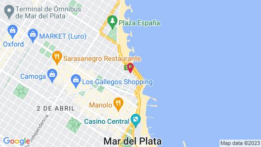 Edificio Único Map